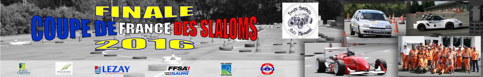 FINALE DE LA COUPE DE FRANCE DES SLALOMS 2016 – 10&11 SEPTEMBRE 2016